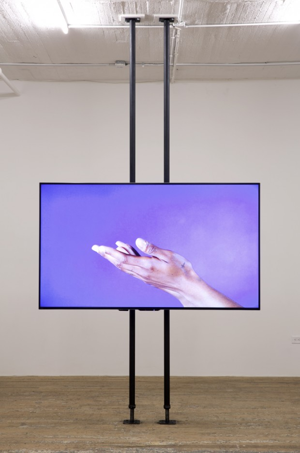 Notes on Gesture, Video Color, sound, 2015.
