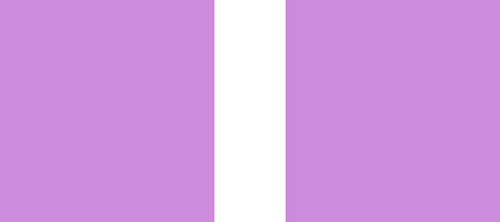 lilac double square