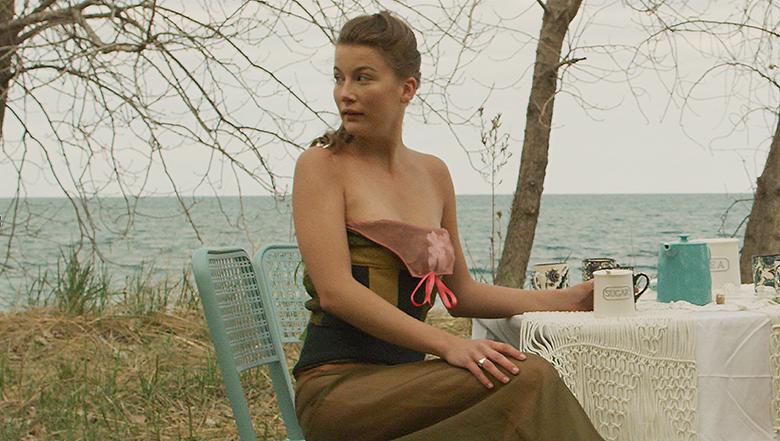 """Gianna Dorothy Gaspar - """"Tea Look"""""""