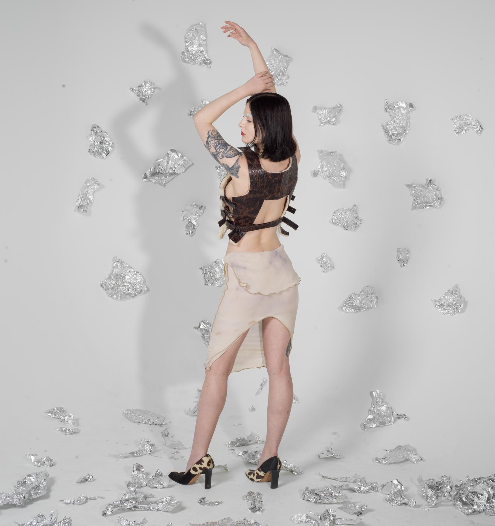 Yiyan Wang - LOOK 3 BACK