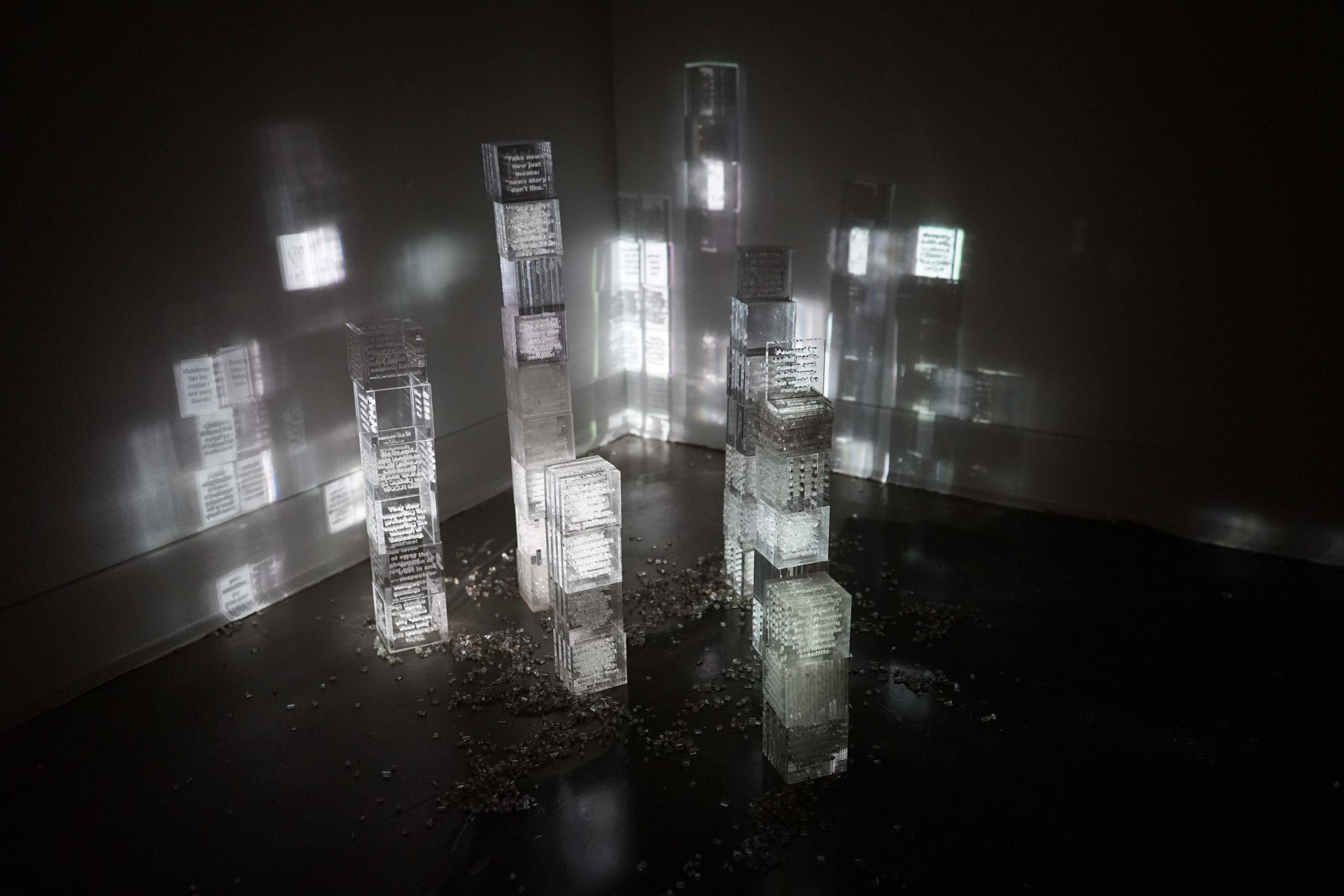 Yuli Zhao - Message City