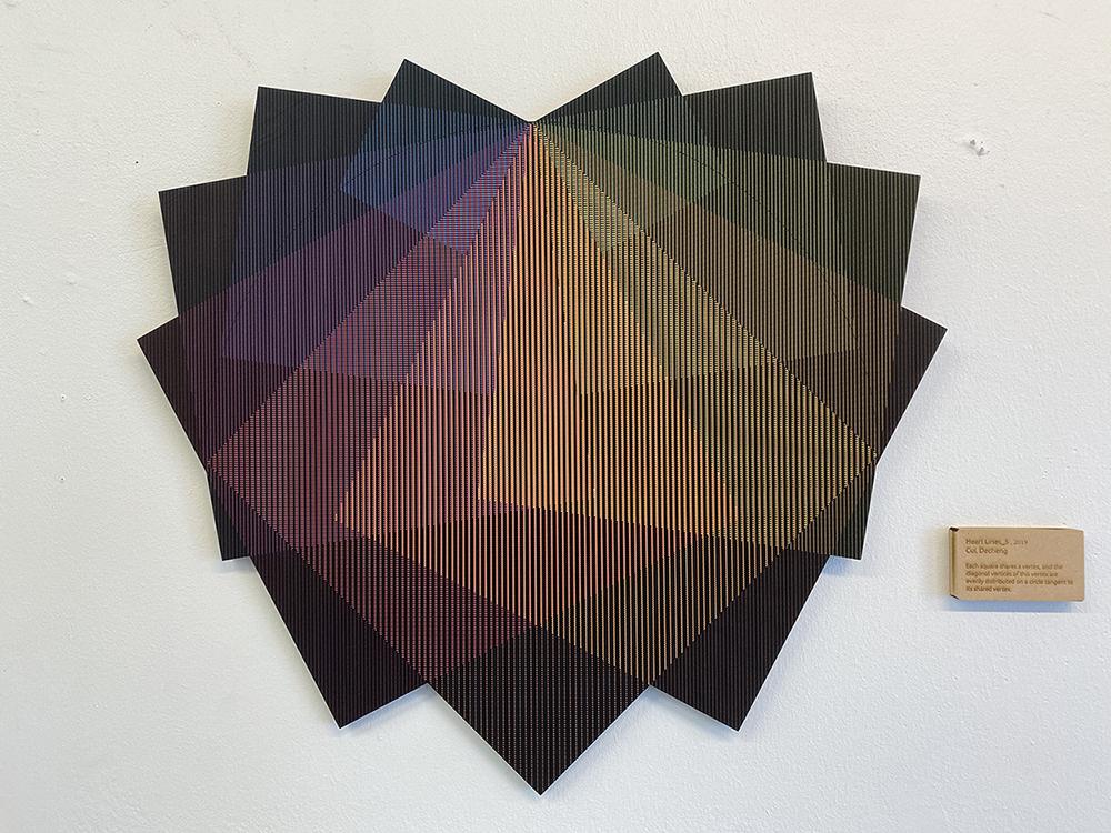 Decheng Cui - Heart Lines 1