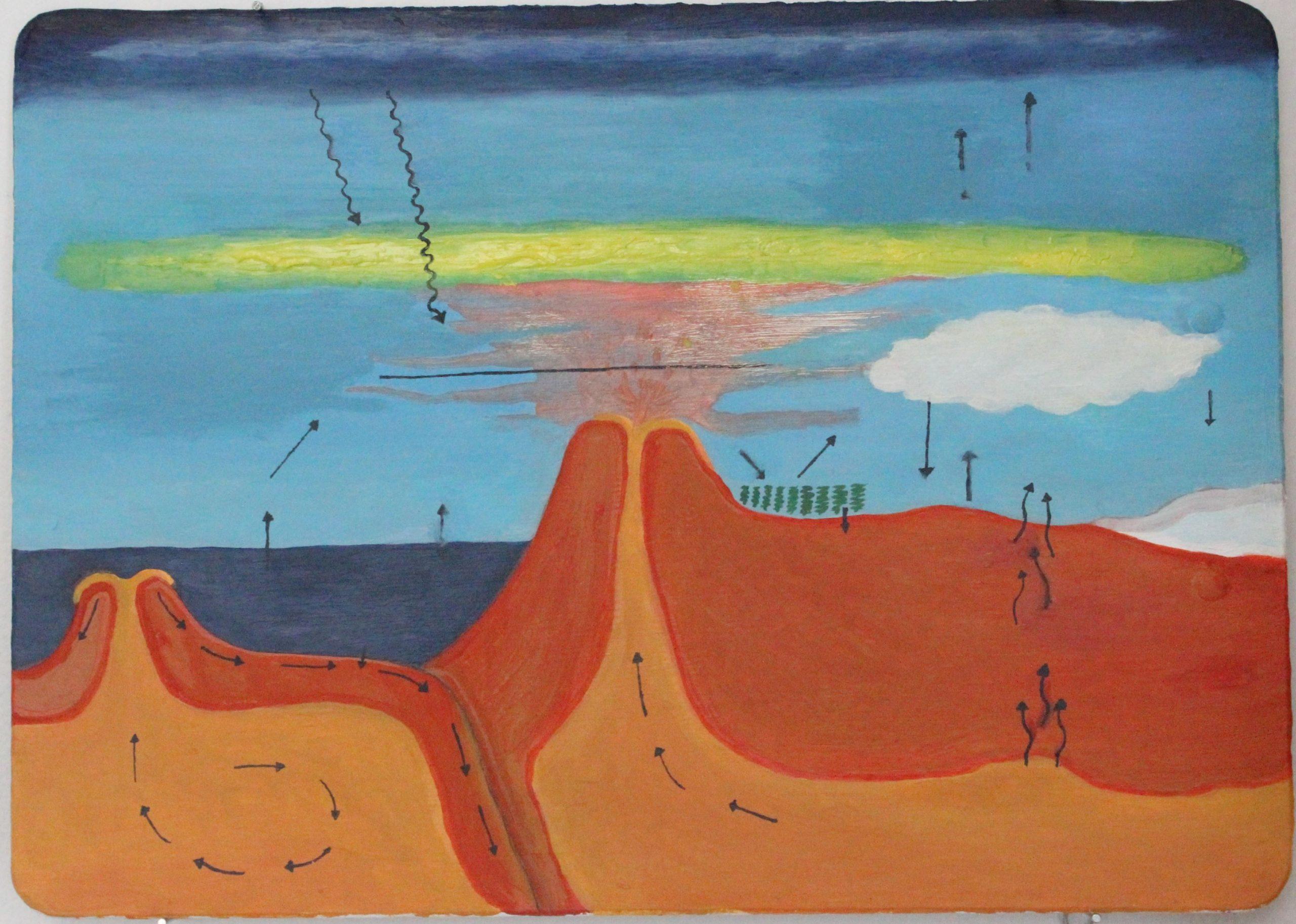 Leah Gallant - A Landscape
