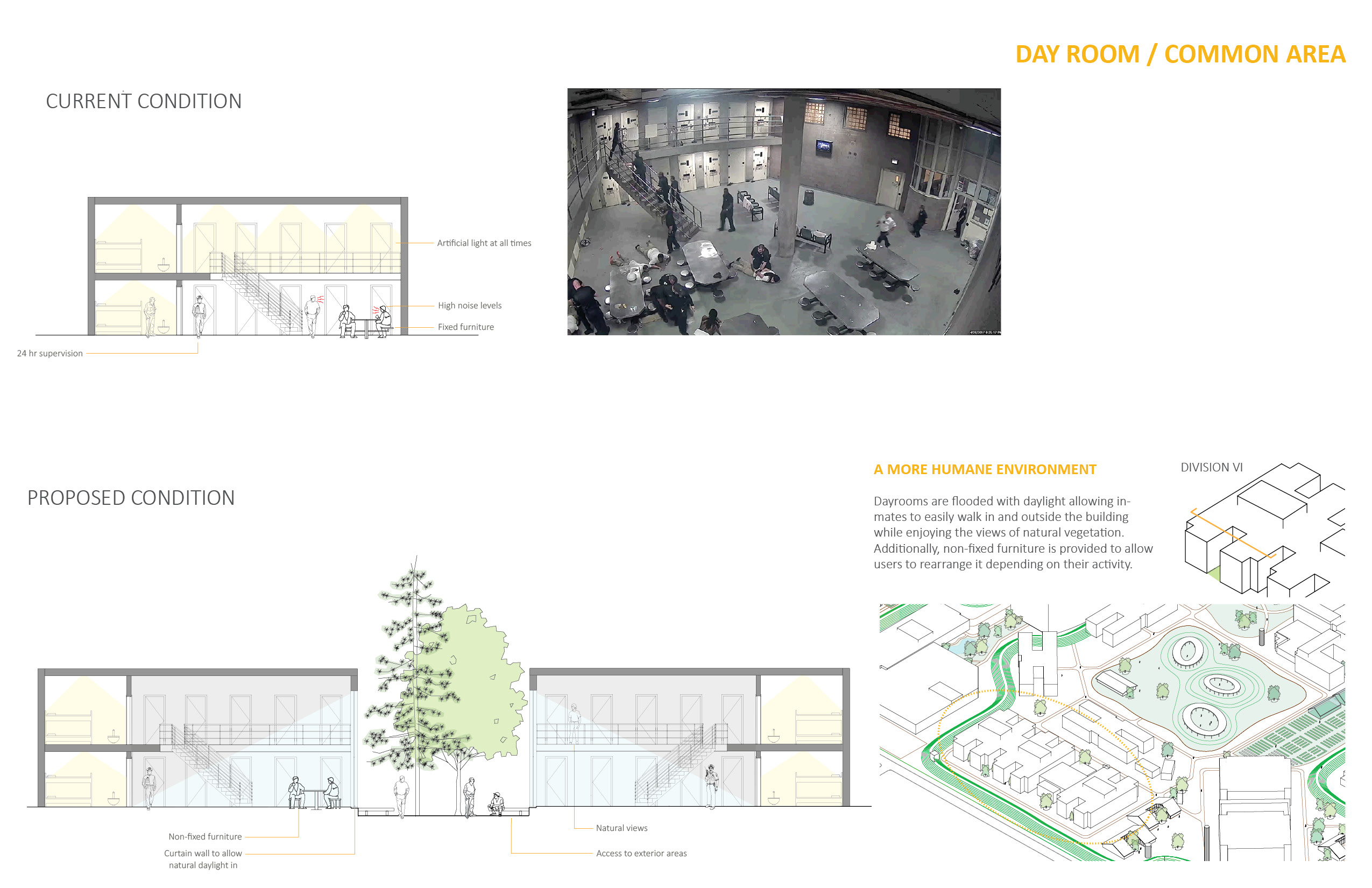 Alba Quezada - Campus Proposal - Common Room