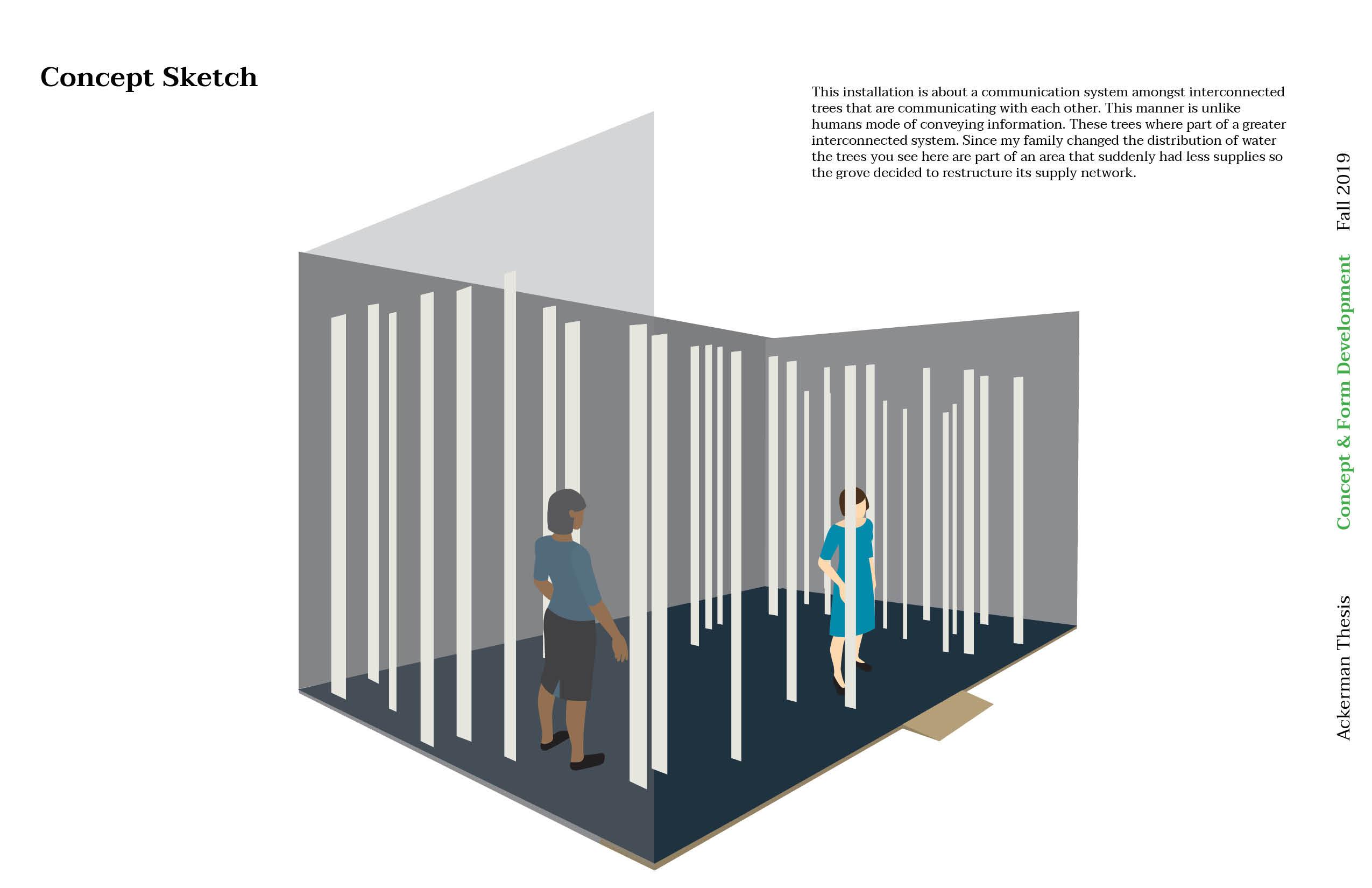 Ash Ackerman - Concept Sketch