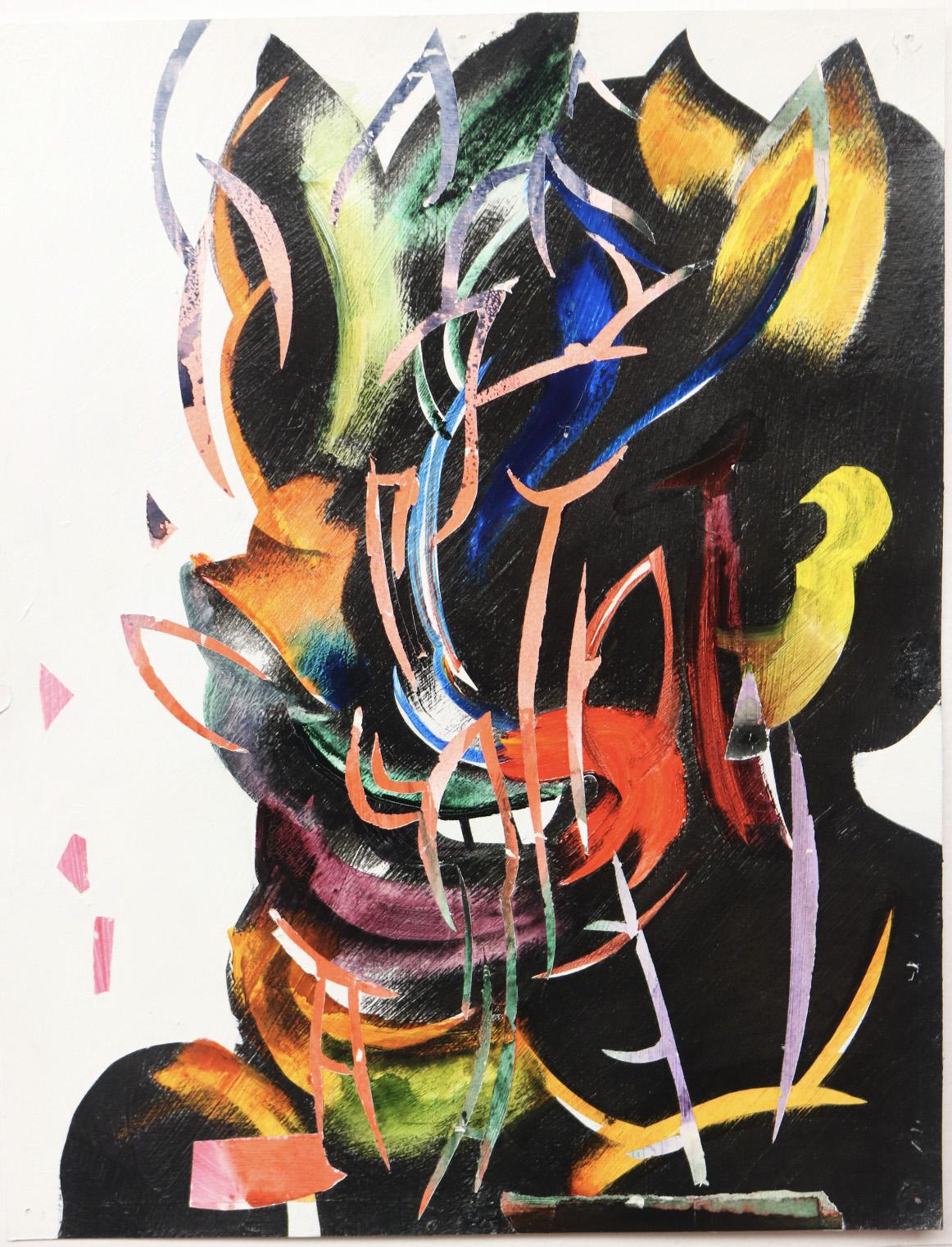 Leasho Johnson - Untitled: (Remembering Greg)