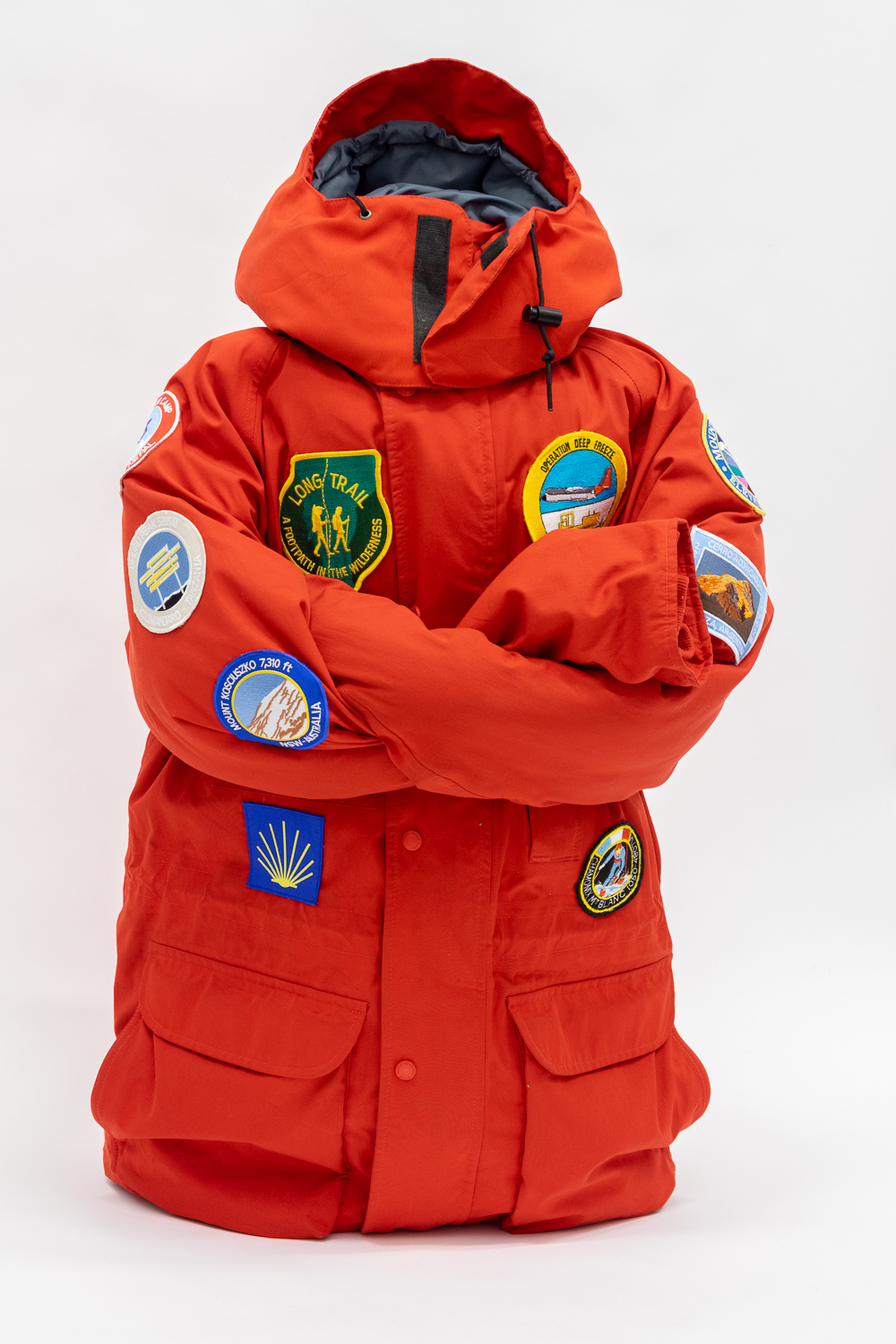 Rob Sohmer - Coat with Patches