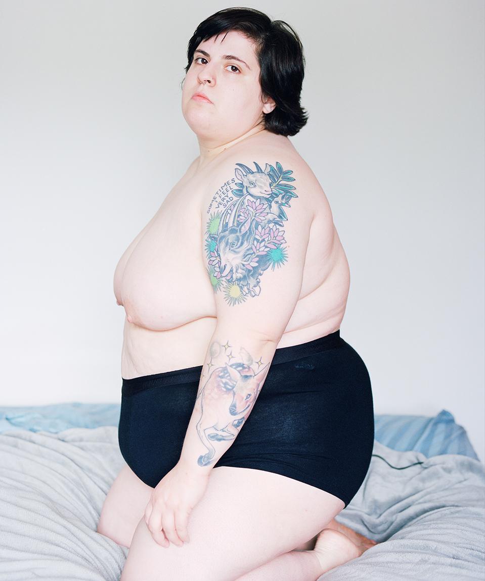 Megan Tepper - A Show of Empowerment