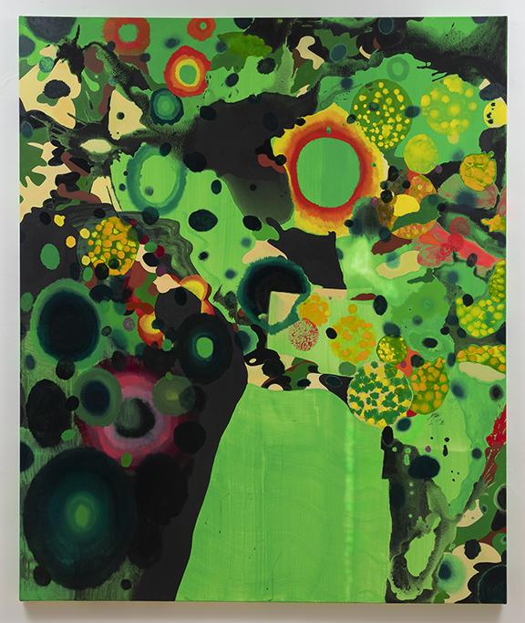 Christine Turner - Dizzy Dots I