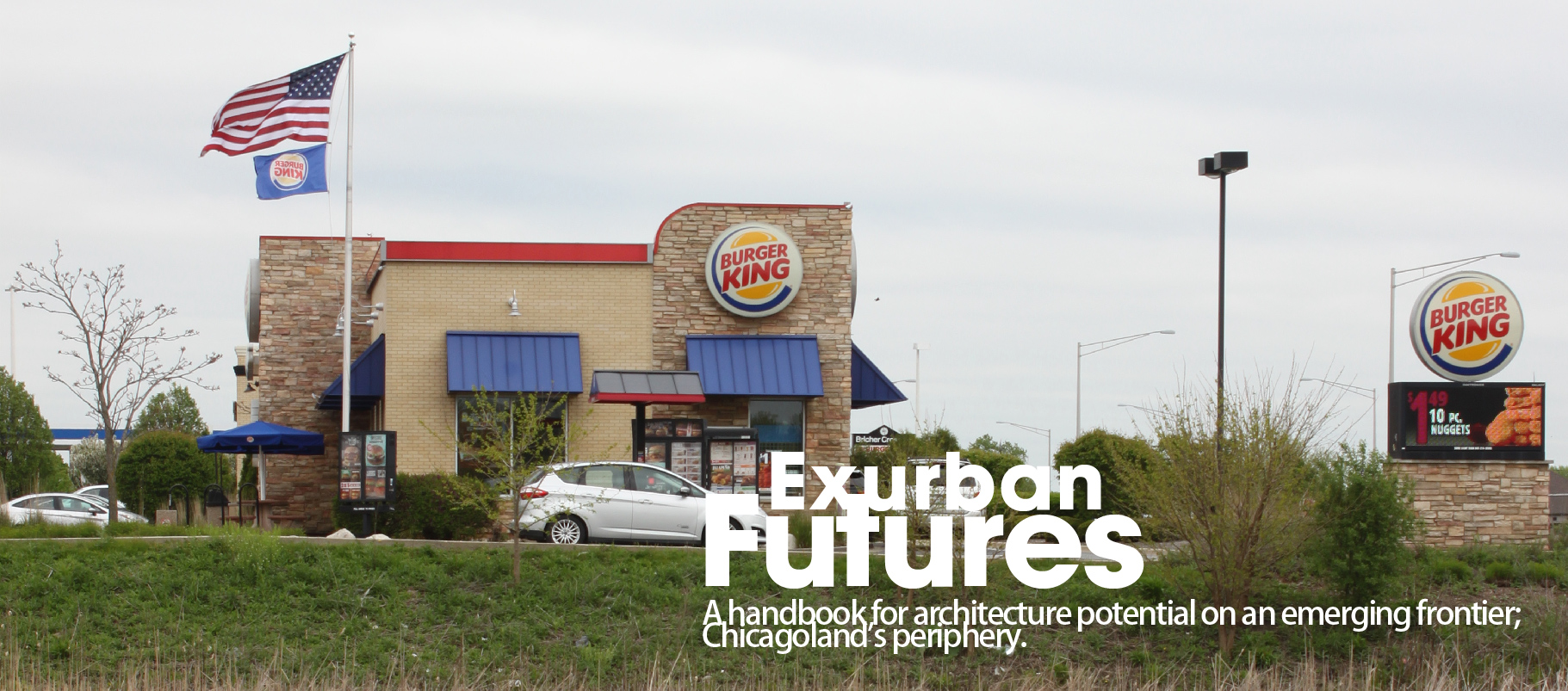 Andrew Phyfer - Exurban Futures