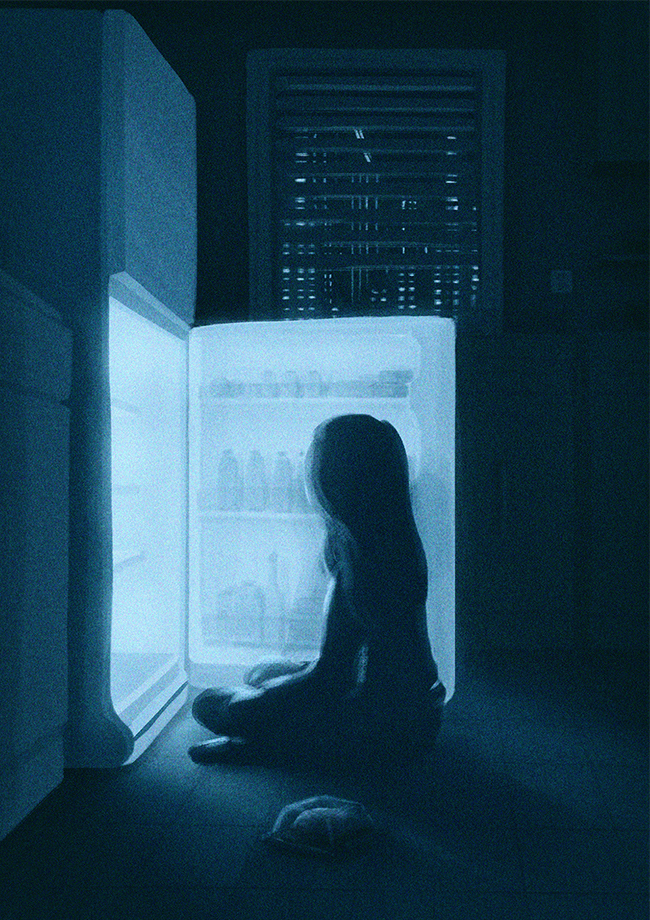 Huixin Xian - La Suite Bleue_Midnight Paroxysm