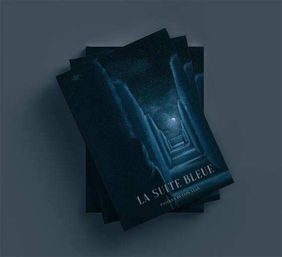 Huixin Xian - La Suite Bleue (book)