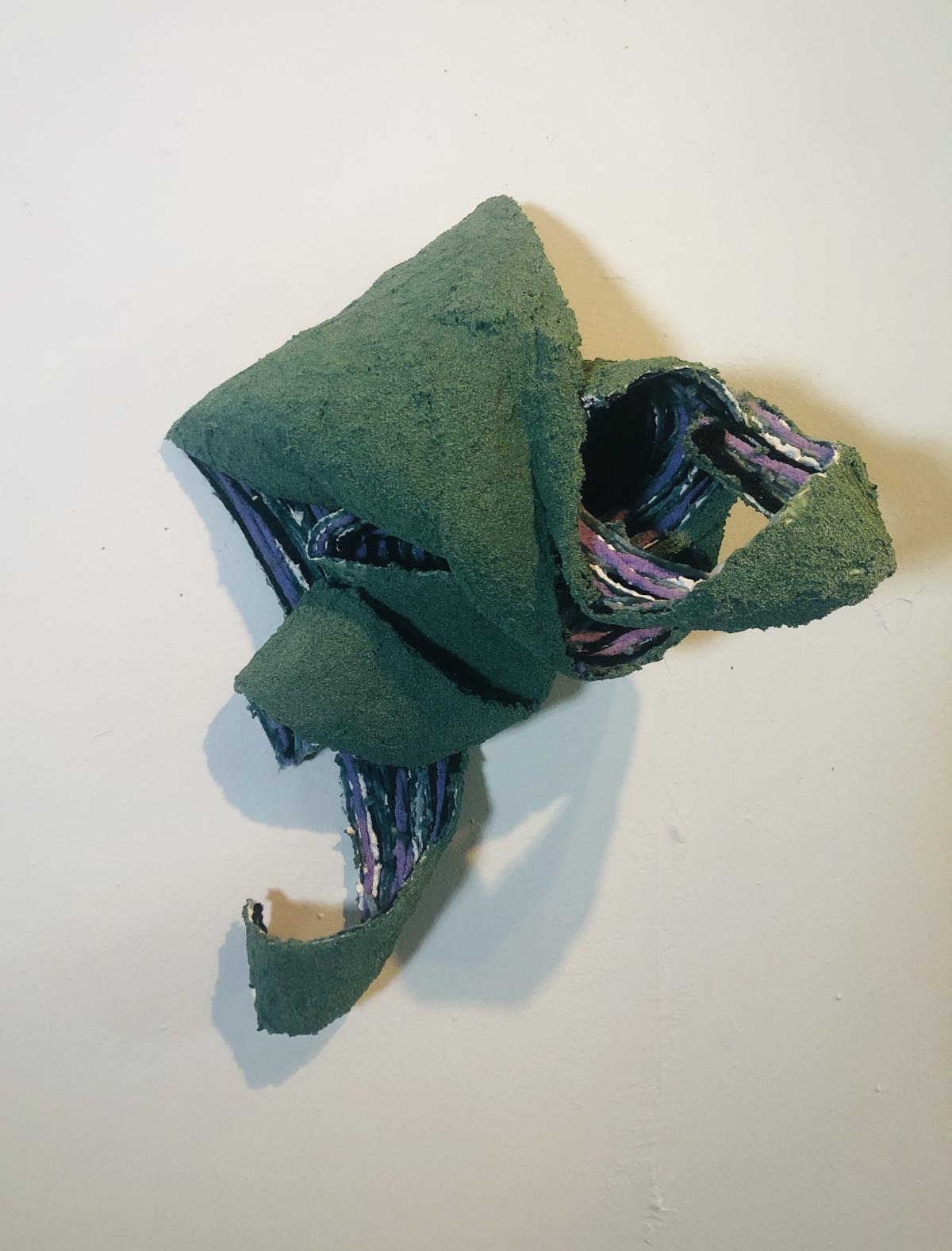 Judith Schubert Mullen - Mask IV