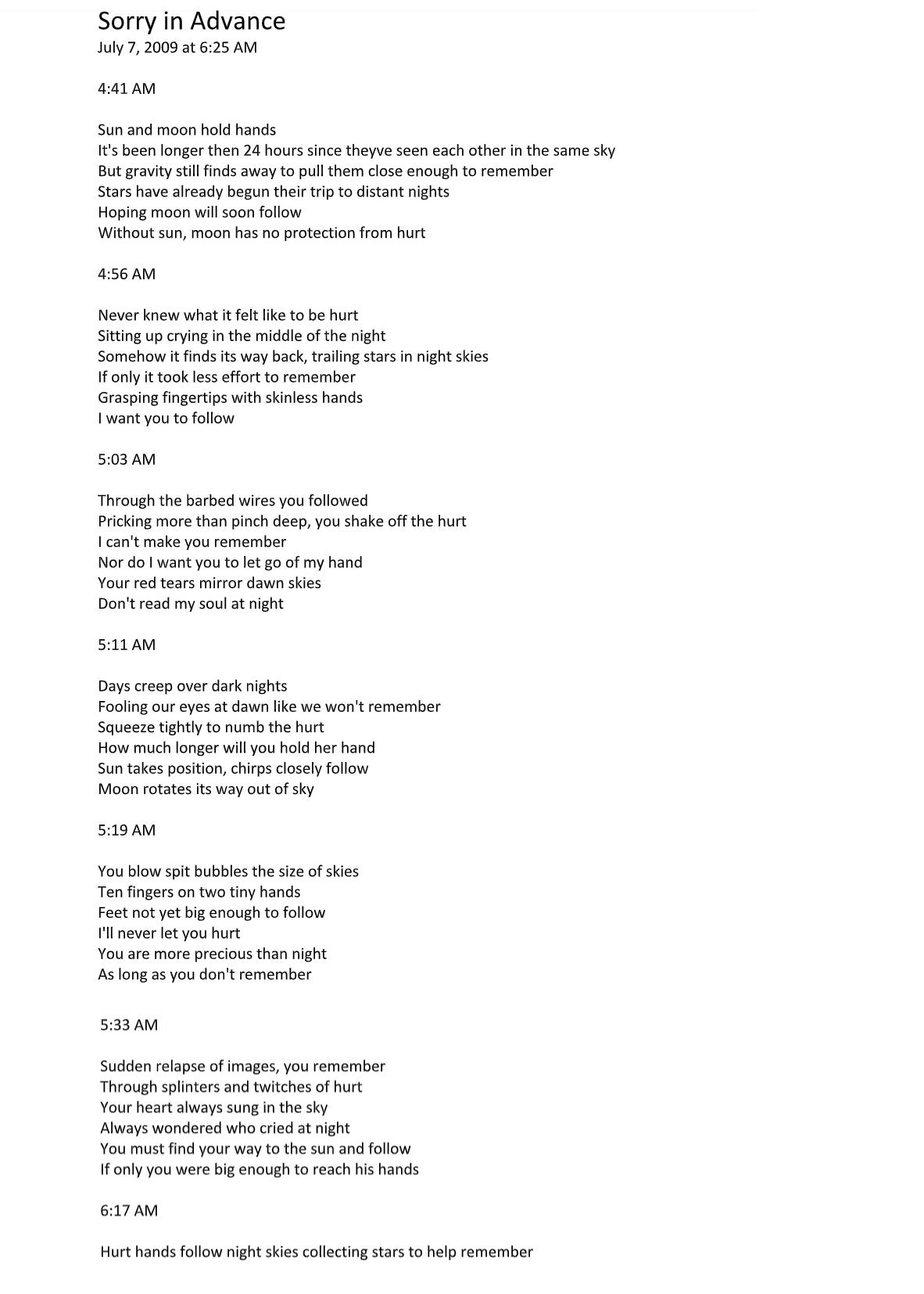 Lacee Xandria Hillard -