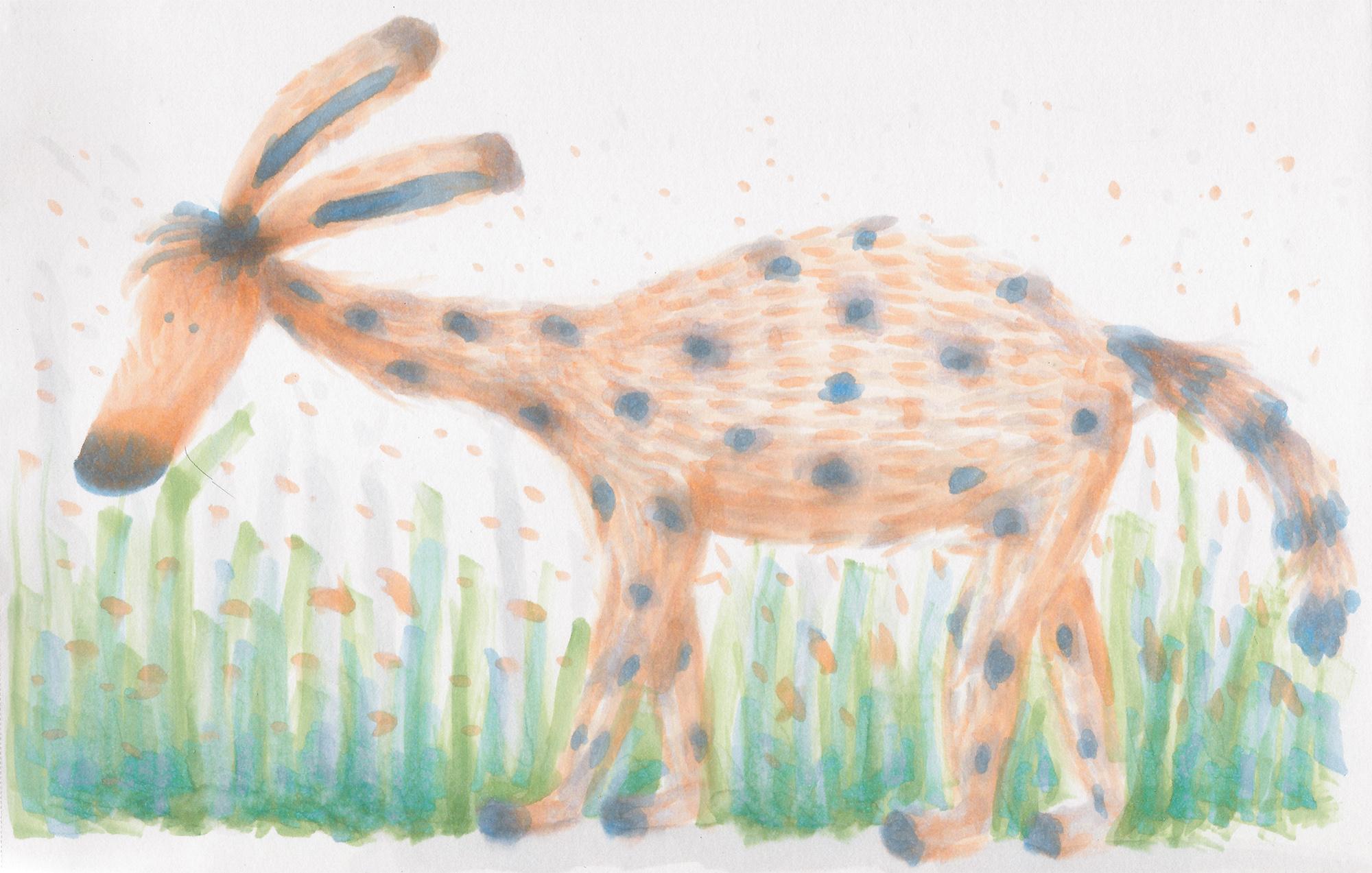 Chen-Huan Tsai (Julia Tsai) - The Kelopkelopepe by Tall Grass