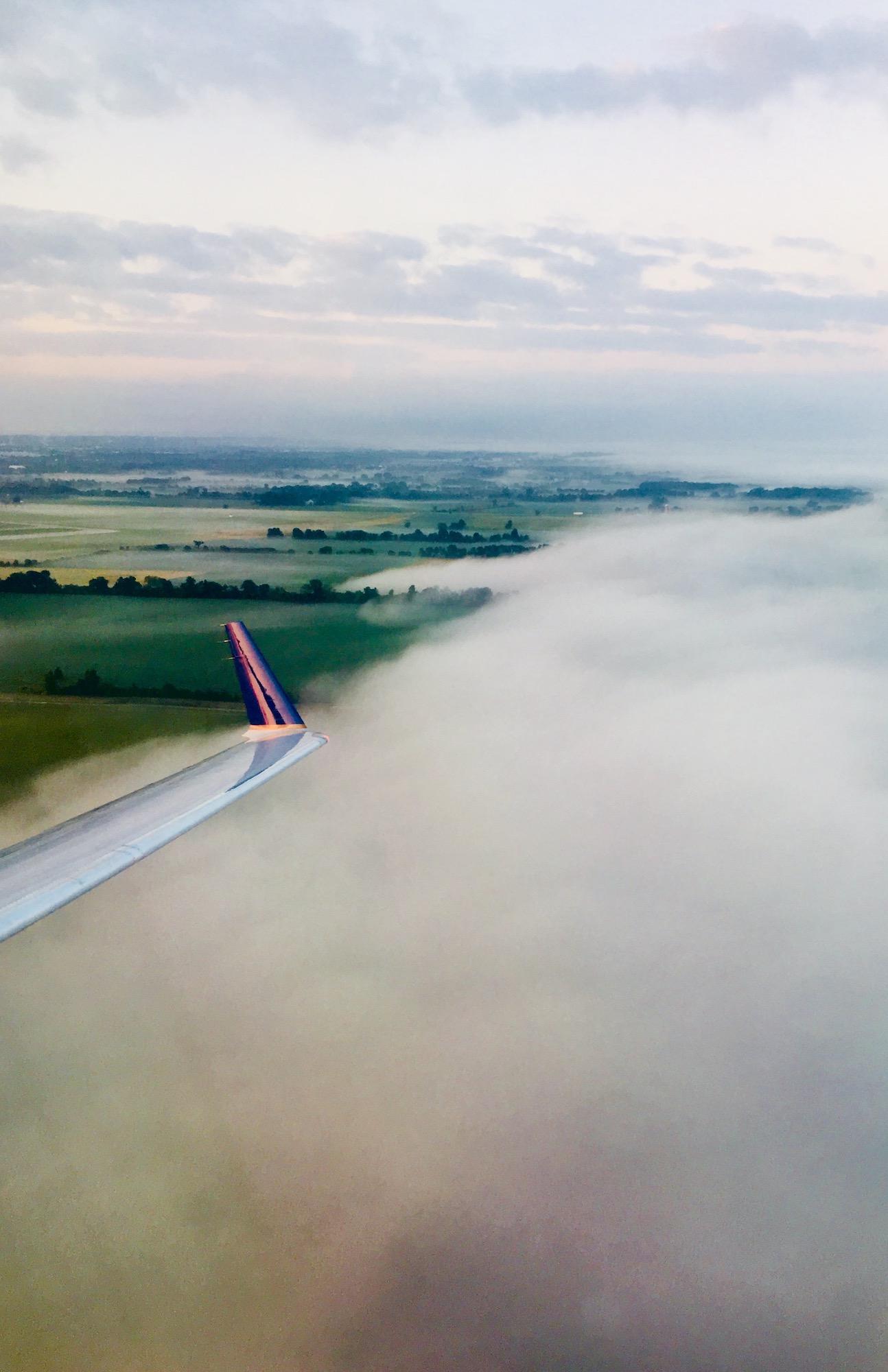 Ben Kim Paplham - Airplane Wing