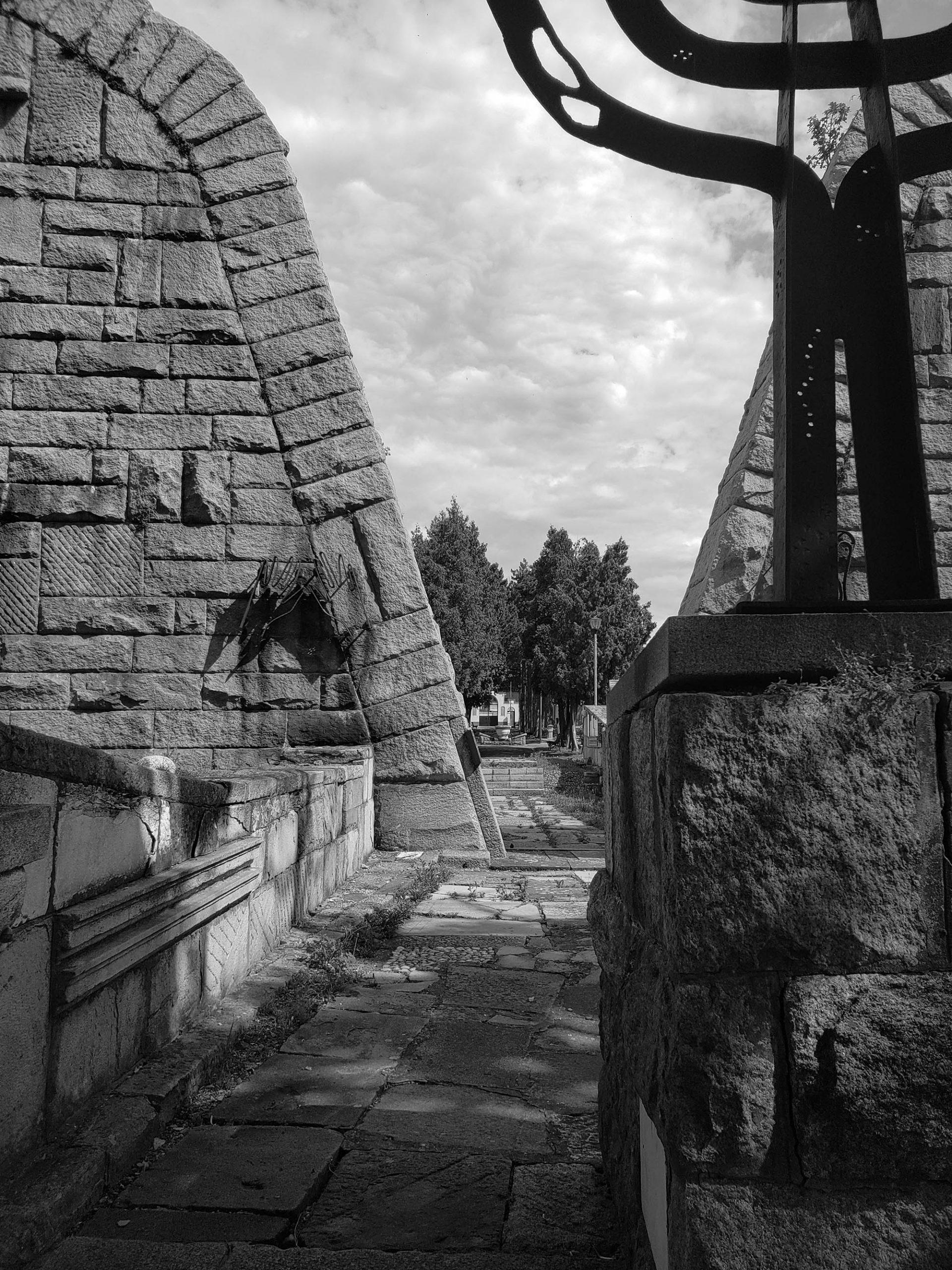 Jovana Crnomarkovic - Memorial to the Jewish Victims of Fascism