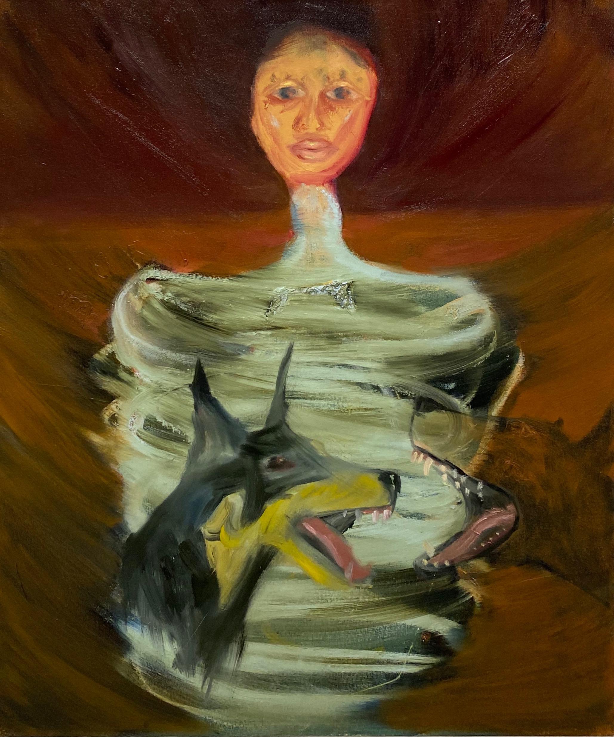 Christina Ballantyne - Dog Fight