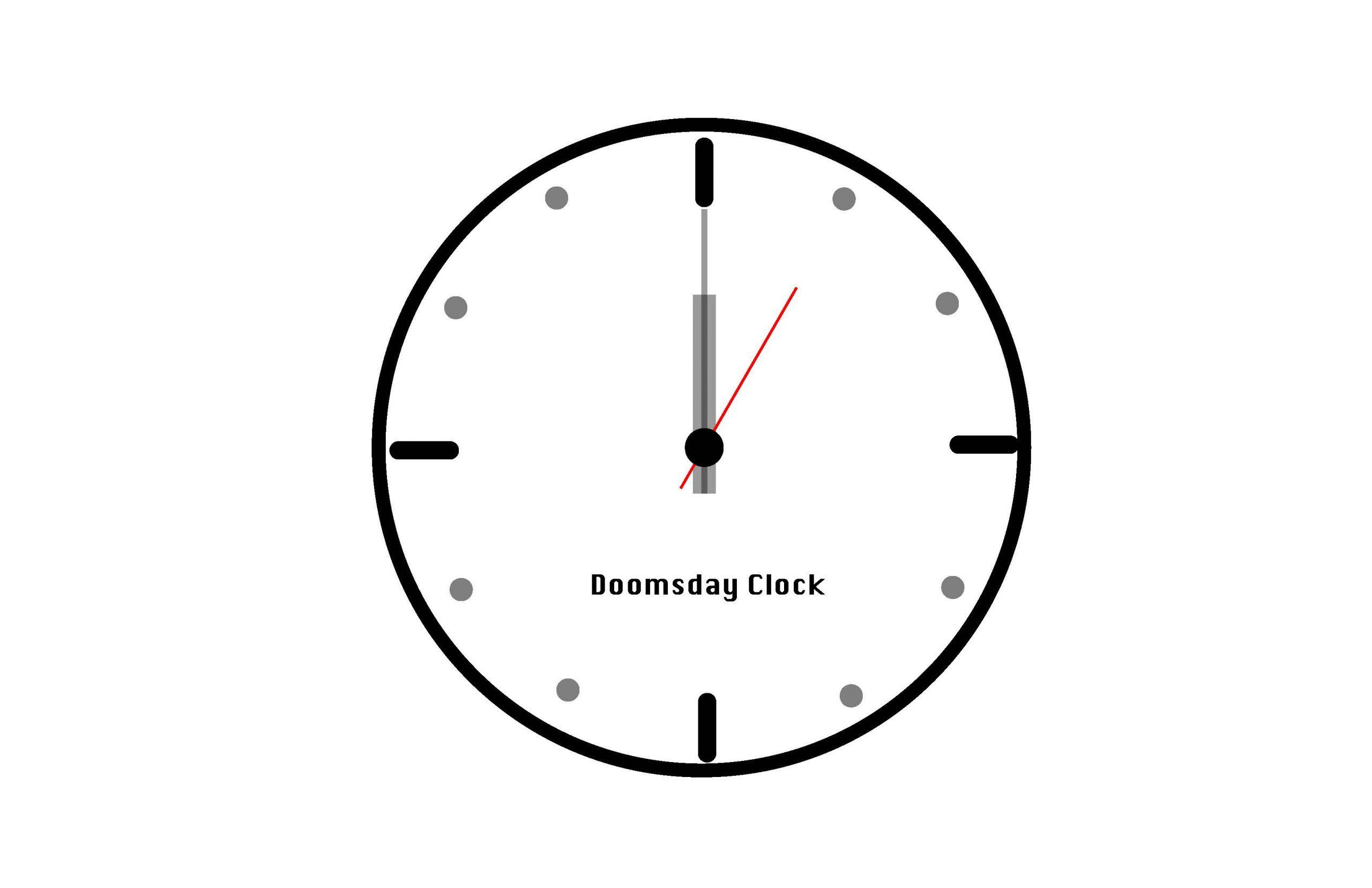 Hsiaoshan Lin - Doomsday Clock