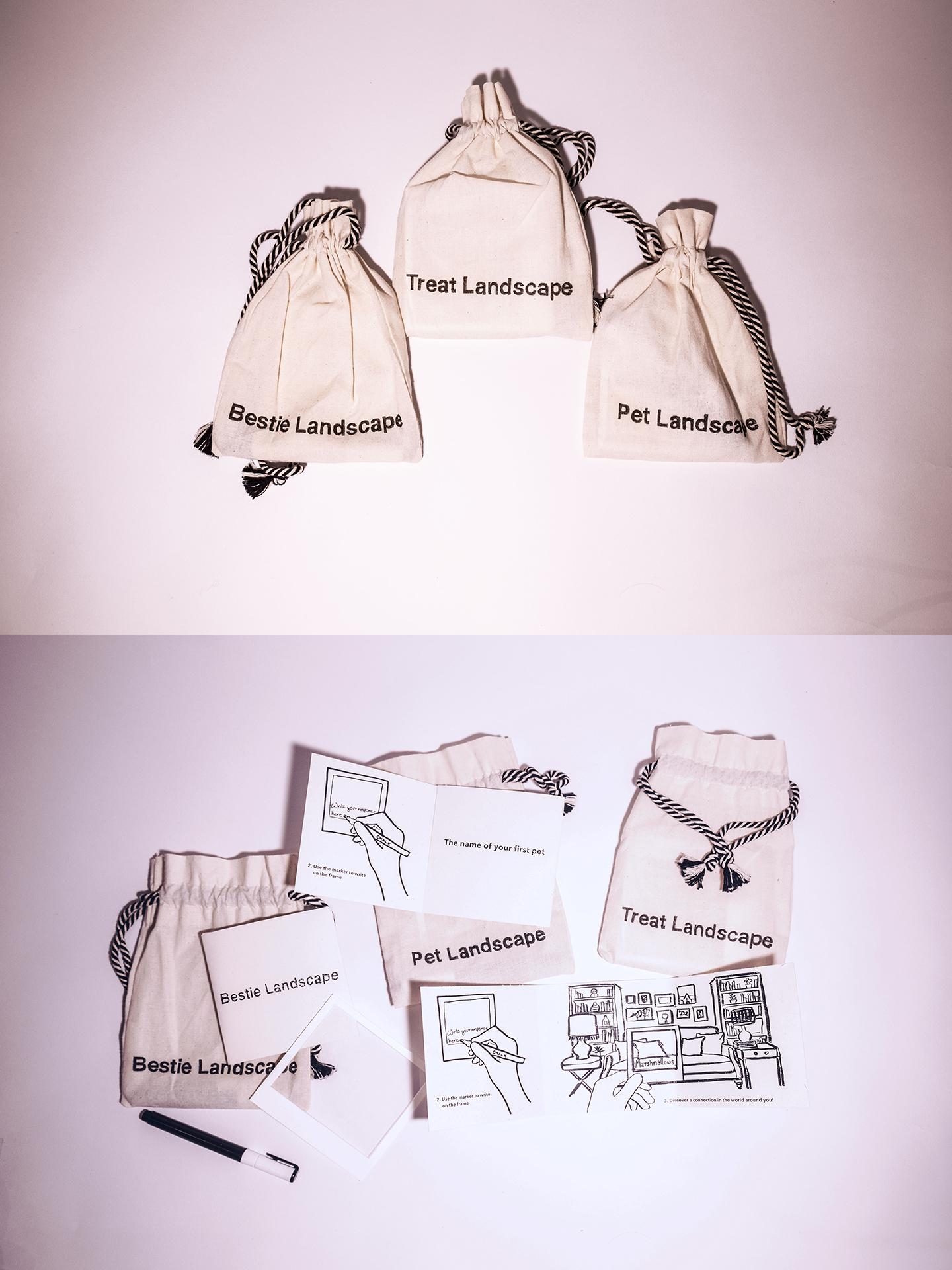 Shruti Dutta - Landscape Memory Kits
