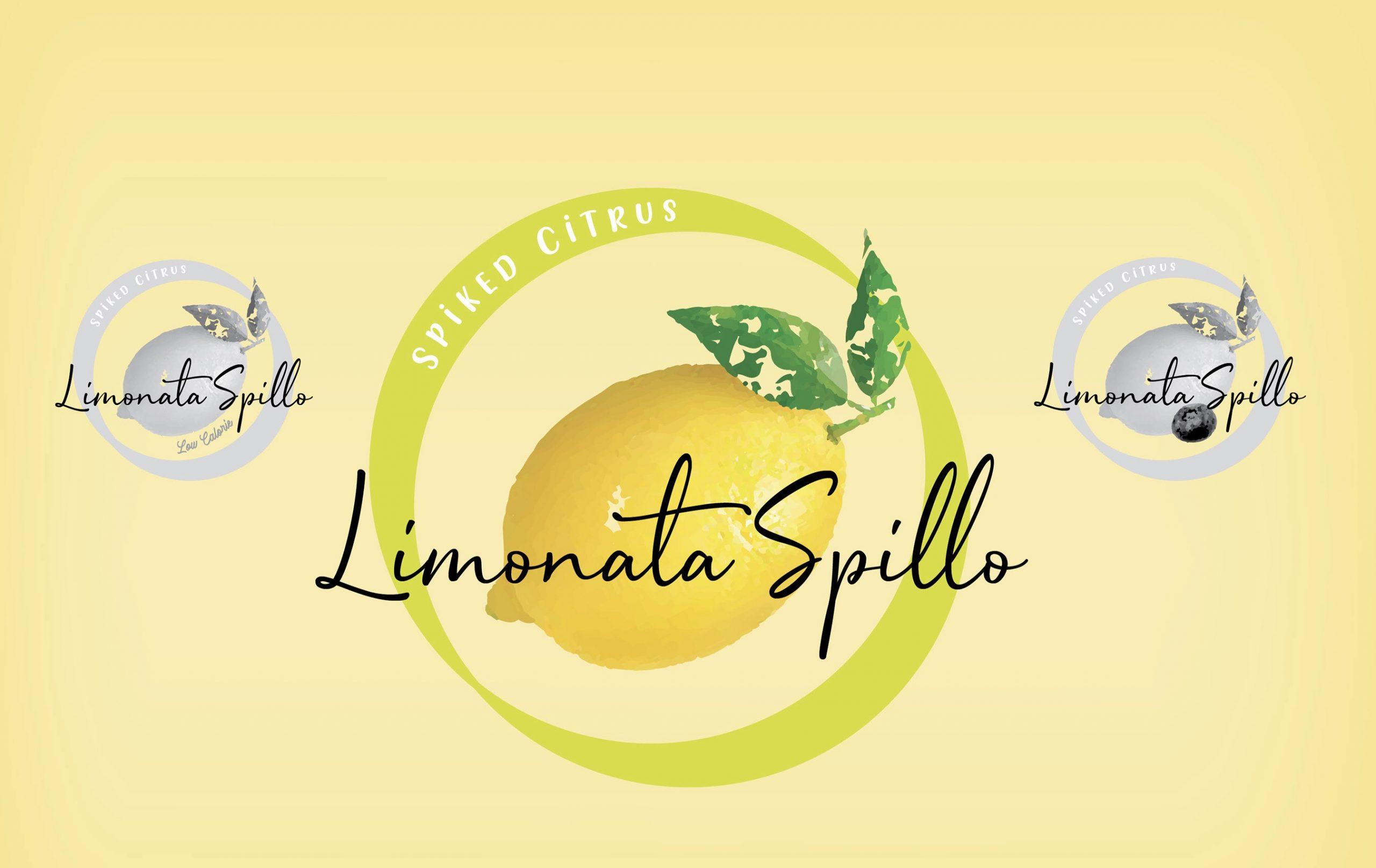Olayinka Samuel Ogunleye - Limonata Spillo logo (graphic design)