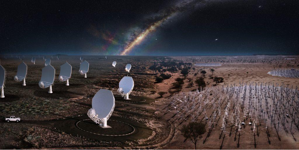 Eric Capper - SKA Observatories