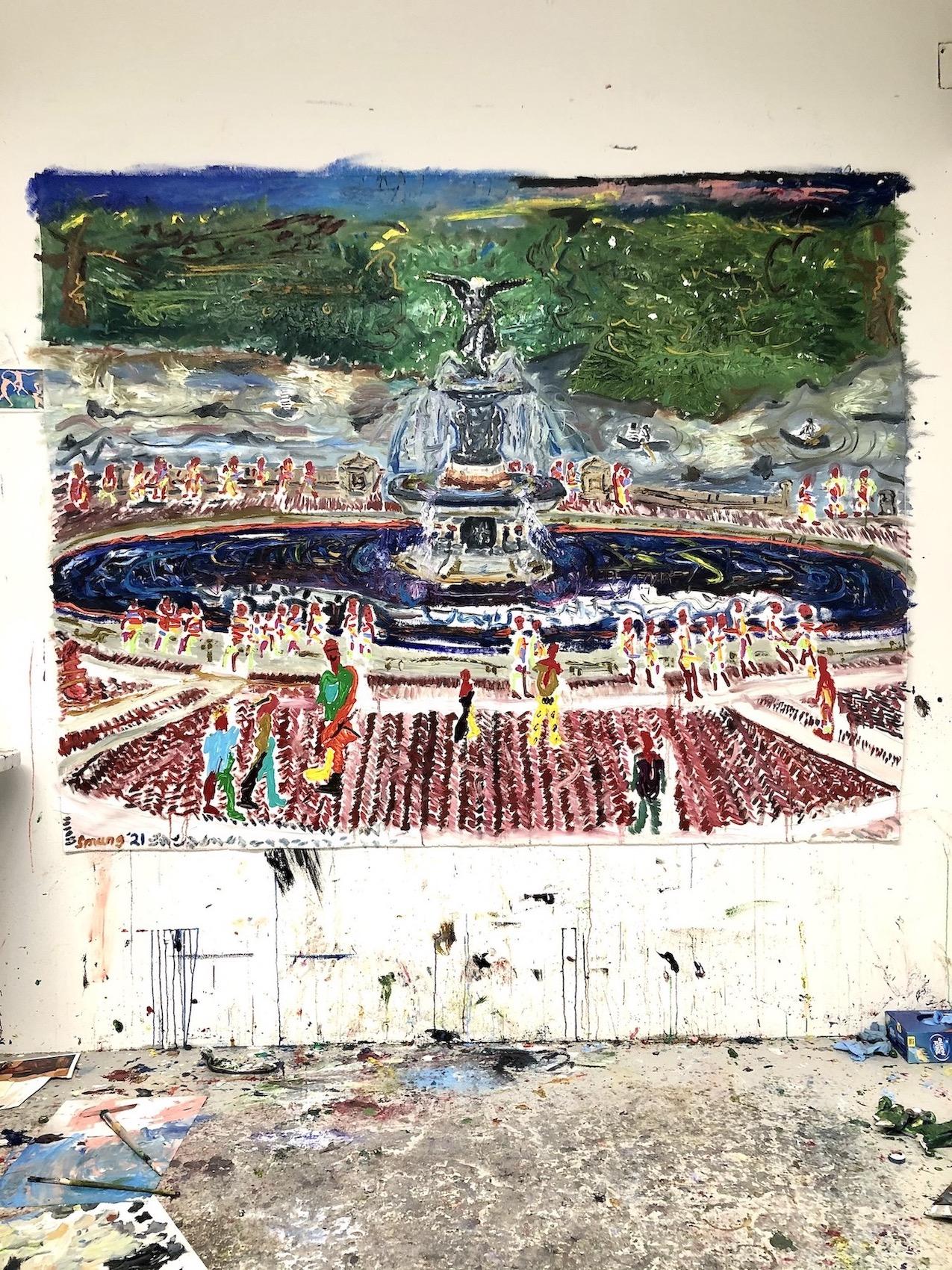Matthew Sprung - Bethesda Fountain