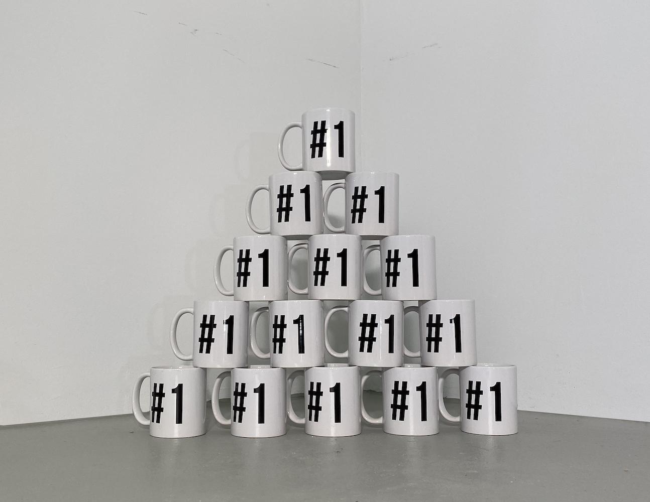 KATE GROSS - #1 Mugs