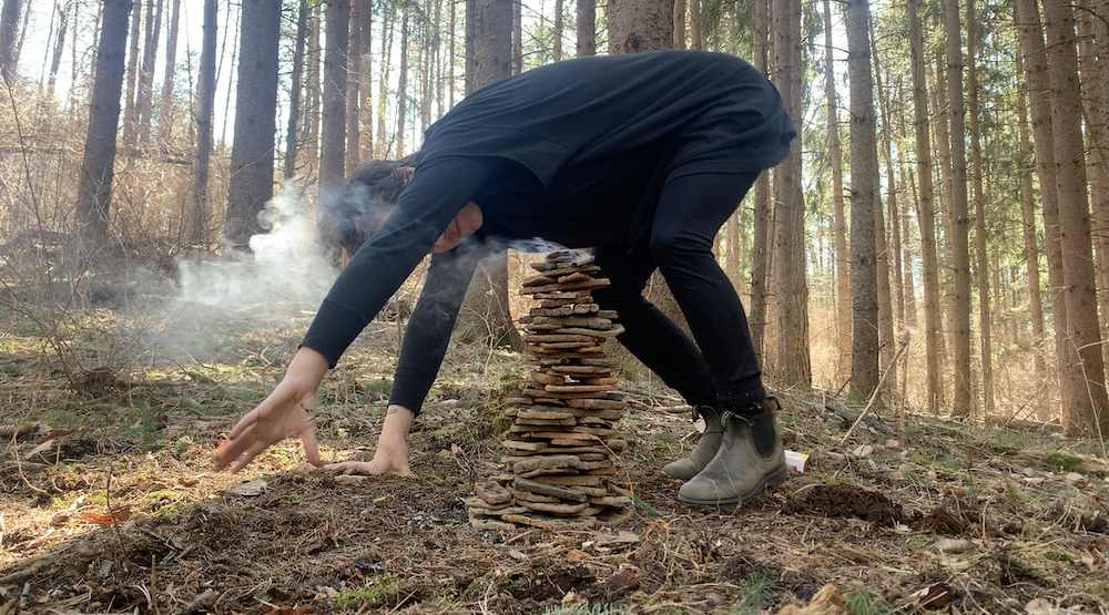 IMPACT Performance Festival - Still from Cairn for Shosh