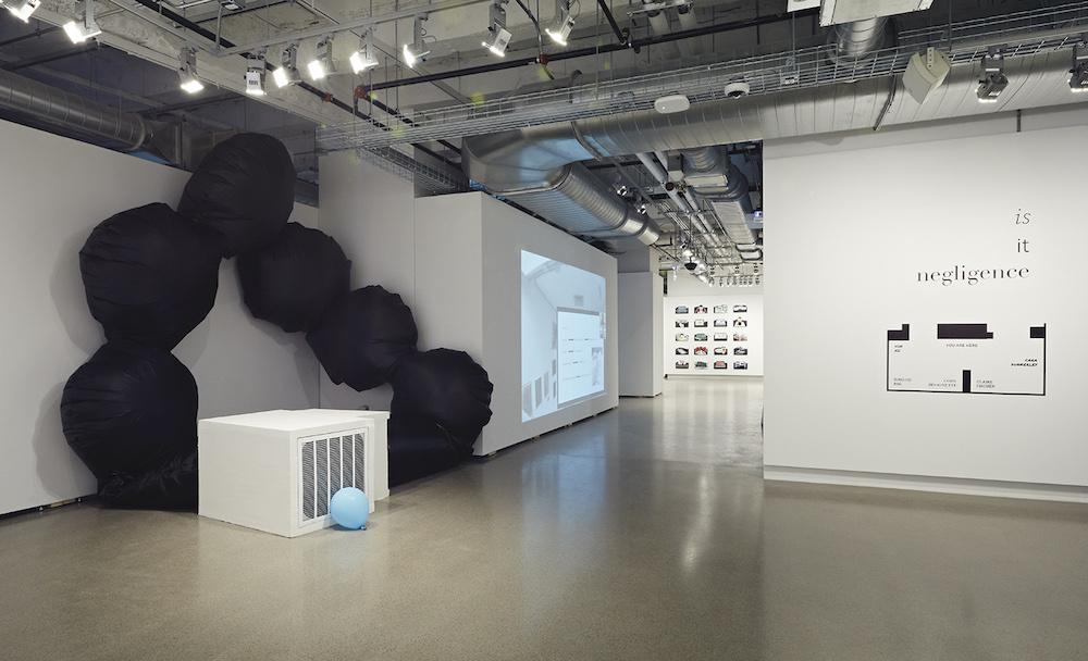 Graduate Exhibition - Ventilation System Study