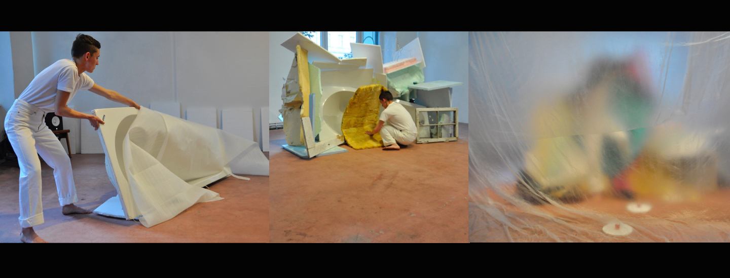 Love introduction performance and m a thesis somos art house berlin 2015 photo by melanie wiener