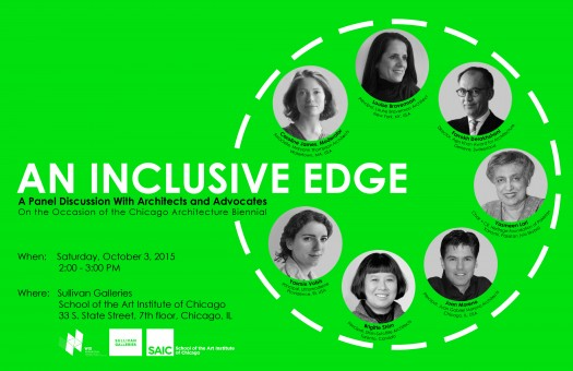 An Inclusive Edge Poster