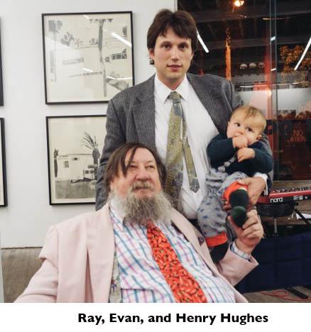 Ray, Evan, & Henry