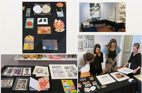 We participated in the City-wide Chicago Open Archives event on October 8,  giving archives-obsessed guests a peek at some of our treasures.