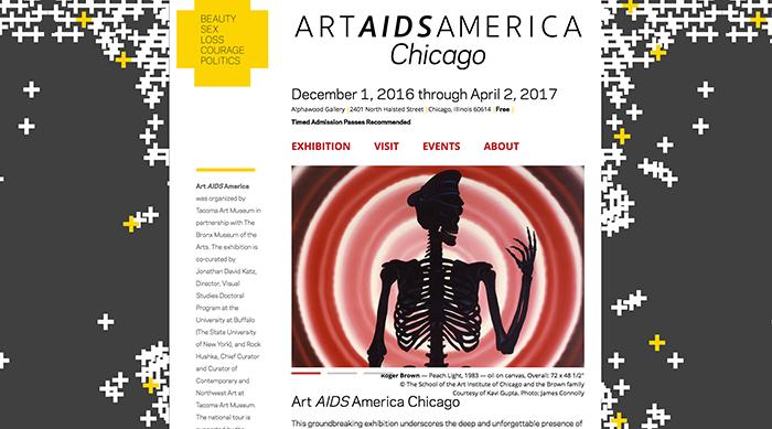 art-aids-america