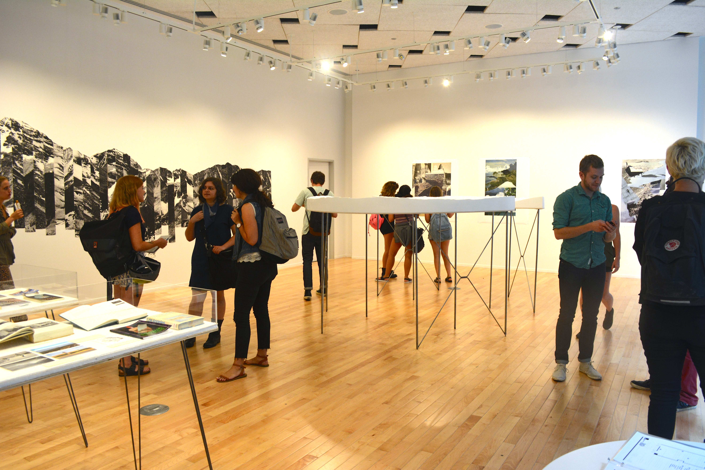 About | SITE Galleries - SAIC