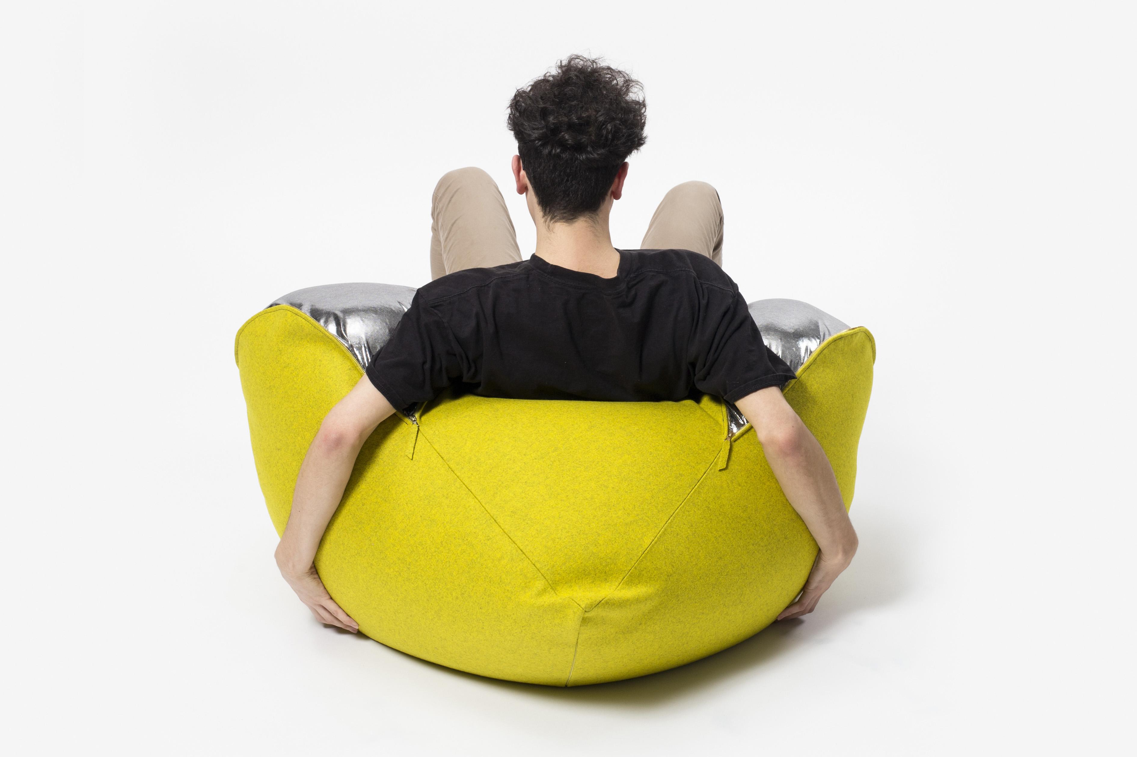 Butt s Bean Bag whatnot – SAIC Designed Objects